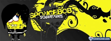 Spongebob 5  Facebook Covers