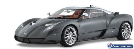 Spyker C8 Showcar  Facebook Covers