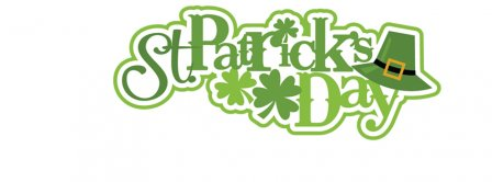 St Patricks Day Sign Facebook Covers