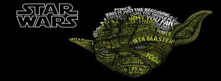 Star Wars Master Yoda Facebook Covers