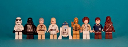 Star Wars Legos Facebook Covers