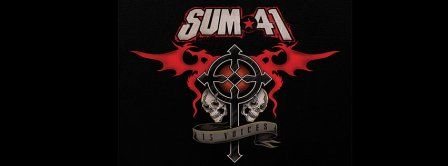 Sum41 13 Voices Album Cover Facebook Covers
