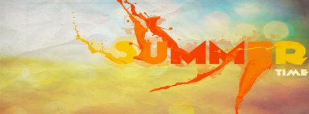 Summer Times Facebook Covers