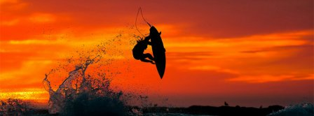 Surfer  Facebook Covers
