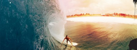 Surfing Creative Design Facebook Covers
