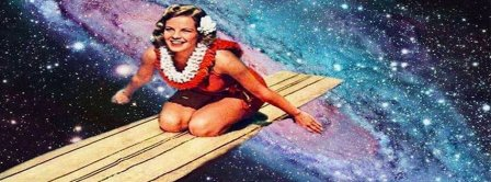 Surreal Pin Ups Collages Facebook Covers