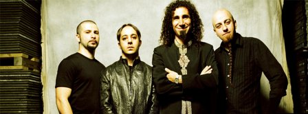 System Of A Down 2 Facebook Covers
