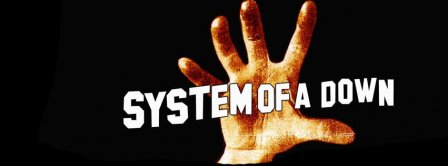System Of A Down 5  Facebook Covers