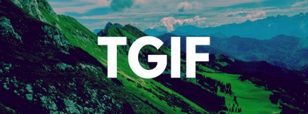 TGIF Facebook Covers