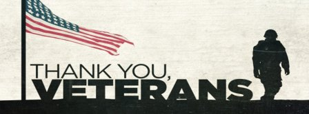 Thank You Veterans Facebook Covers