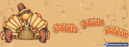 Thanks Giving Turkey 1 Facebook Covers