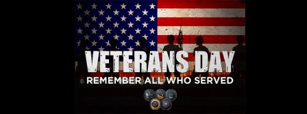 Thanks Veterans Remember All Who Served Facebook Covers