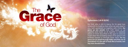 The Grace Of God Facebook Covers