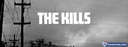 The Kills Facebook Covers