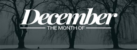 The Month Of December Facebook Covers