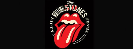 The Rolling Stones 50 Years Facebook Covers