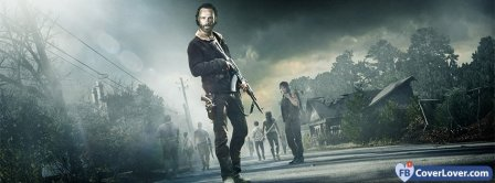 The Walking Dead 3 Facebook Covers