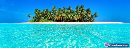 Tropical Island 2 Facebook Covers