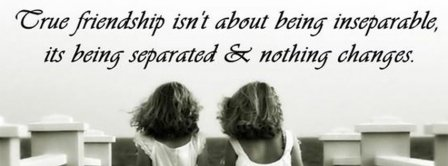 True Friendship Facebook Covers