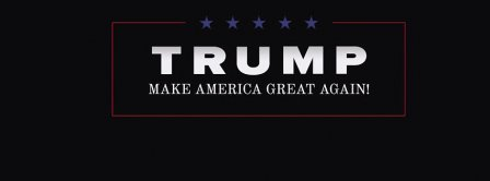 US Elections Donald Trump 1 Facebook Covers