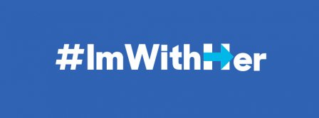 US Elections Hillary Clinton 4 Facebook Covers
