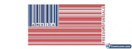 US Flag 4 Facebook Covers
