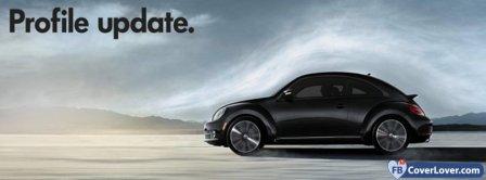 VW Beetle Facebook Covers