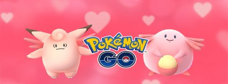 Valentine Day Pokemon Facebook Covers