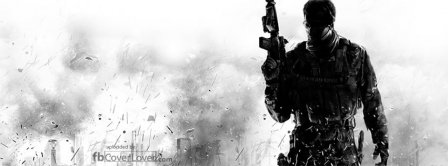 Video Game Gun Facebook Covers
