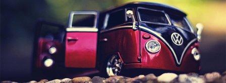 Volkswagen Bus Facebook Covers