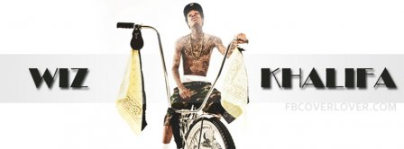 Wiz Khalifa Facebook Covers