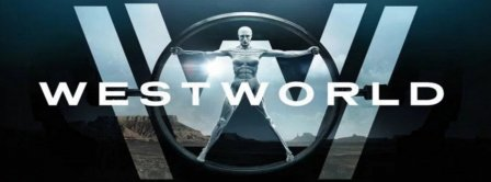 Westworld Logo Facebook Covers
