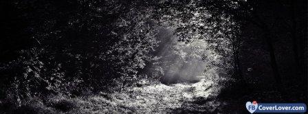 Woods Landscape Facebook Covers
