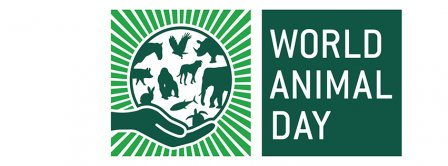 World Animal Day Facebook Covers