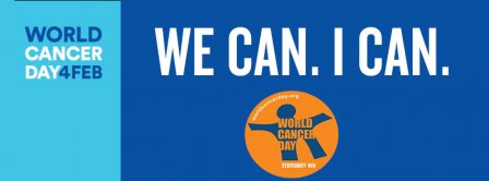World Cancer Day I Can We Can 2017 Facebook Covers