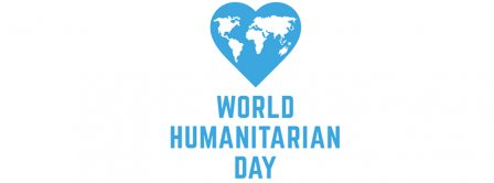 World Humanitarian Day Logo Facebook Covers