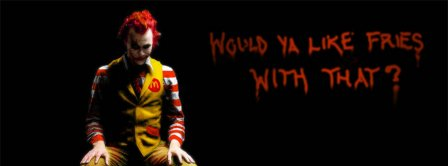 Would You Like Fries With That? Facebook Covers