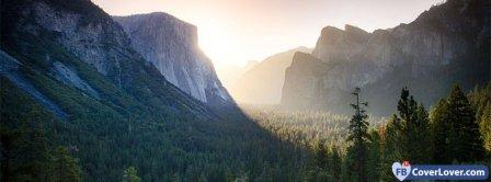 Yosemite Sunrise I Caught On Facebook Covers