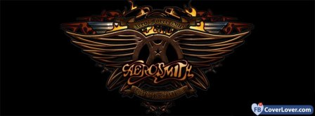 Aerosmith Logo  Facebook Covers