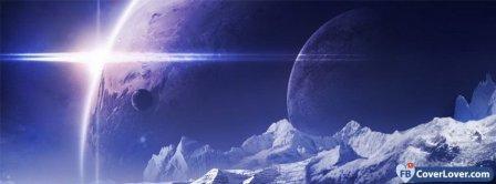 Alpha Centauri Moon  Facebook Covers