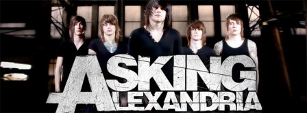 Asking Alexandria 3 Facebook Covers