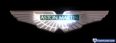 Aston Martin Logo  Facebook Covers