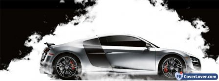 Audi R8 2  Facebook Covers