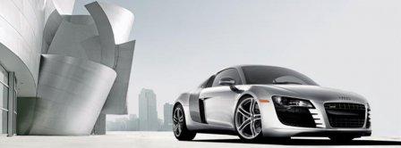 Audi R8 4  Facebook Covers