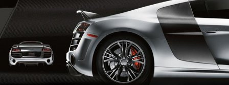 Audi R8 5  Facebook Covers
