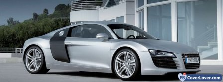 Audi R8  Facebook Covers