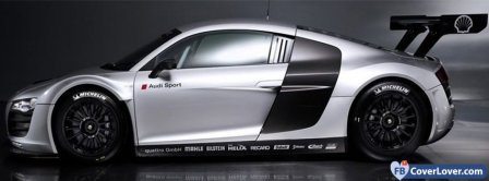 Audi Sport R8 LMS Facebook Covers
