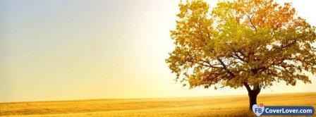 Autumn Landscape Facebook Covers