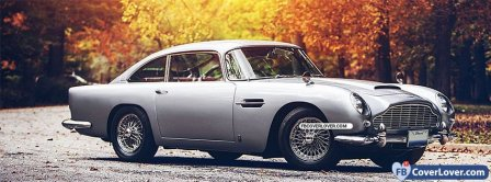 Autumn And Classic Car  Facebook Covers