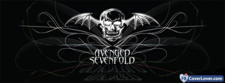 Avenged Sevenfold Logo Facebook Covers
